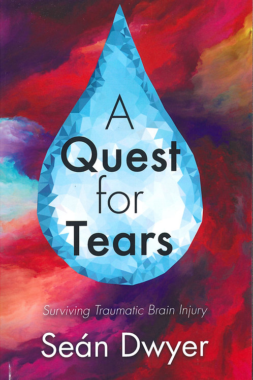 A Quest for Tears signed paperback