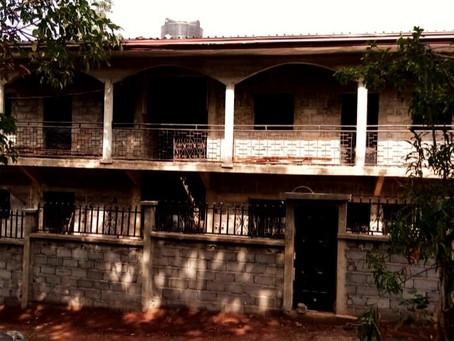 Errichtung einer medizinischen Erstversorgungsstelle in Kamerun