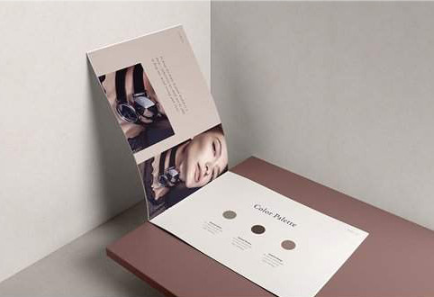 Les Plaquettes, Brochures & Magasines