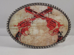 A Belt, A Buckle, and A Burnette