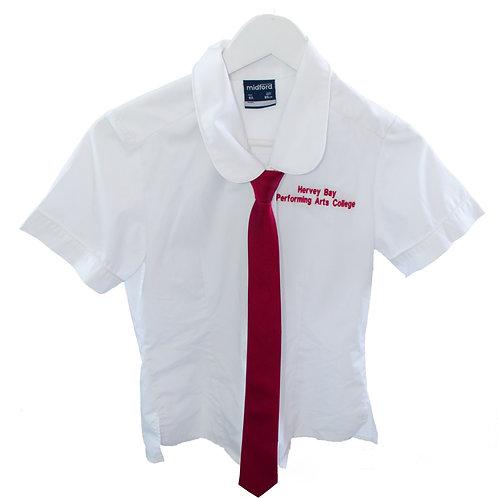 Red School Tie