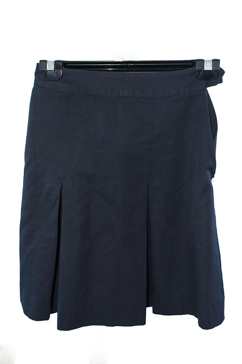 Navy LWR Skirt (Child Sizes)