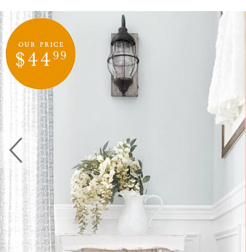 Wall Sconces (temp. out of stock)