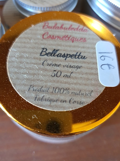 "Crème visage ""Bulabuledda"""