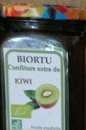 BIORTU - Confiture de Kiwi