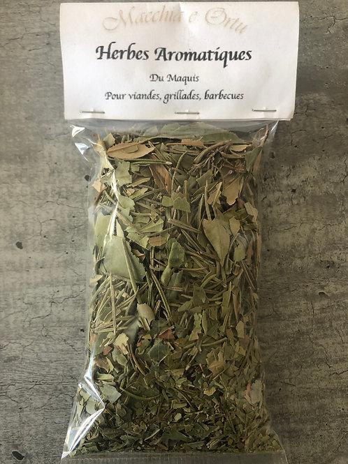Herbes aromatiques du maquis pour viandes