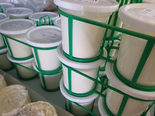 Yogourts lait de chèvres  (pack de 4)