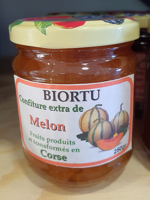 BIORTU - Confiture de melon