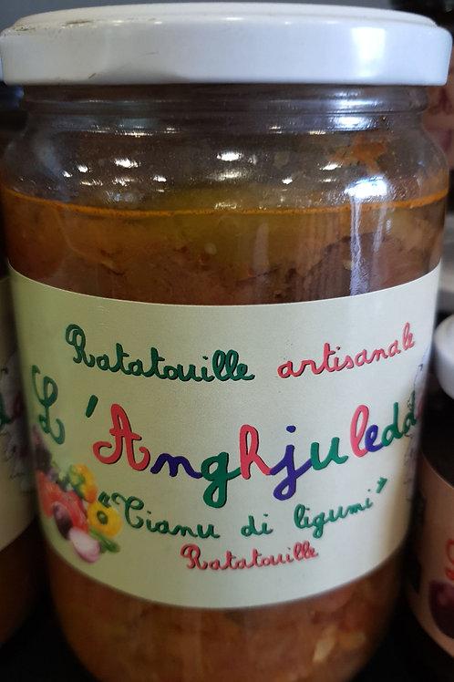 ANGHULEDDA - Ratatouille Bio 650gr