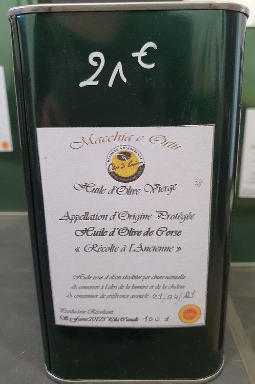 Huile d'olive 1lt bidon