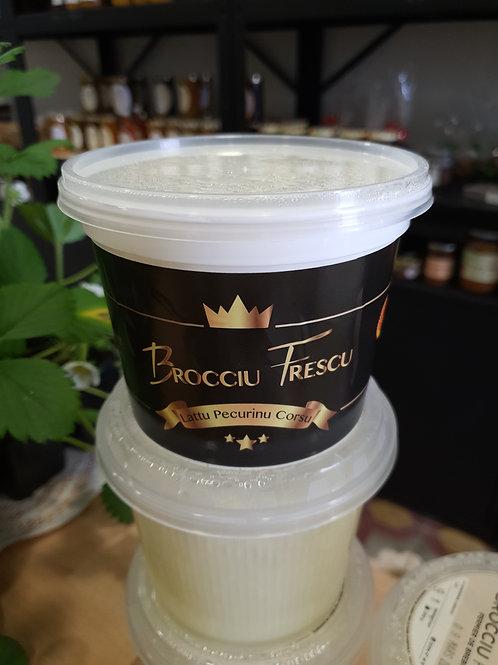 A PASTURELLA - Brocciu frais fermier Bio
