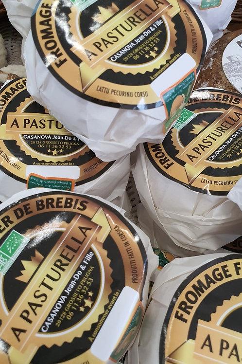 A PASTURELLA - Fromage fremier de brebis bio (petit)