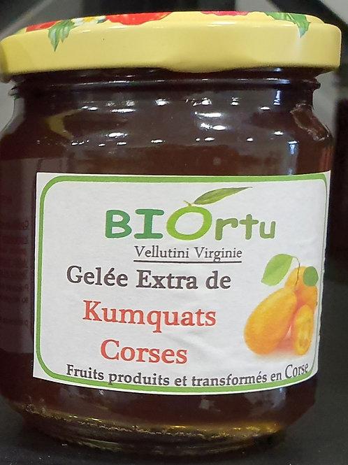 BIORTU - Gelée de kumquat