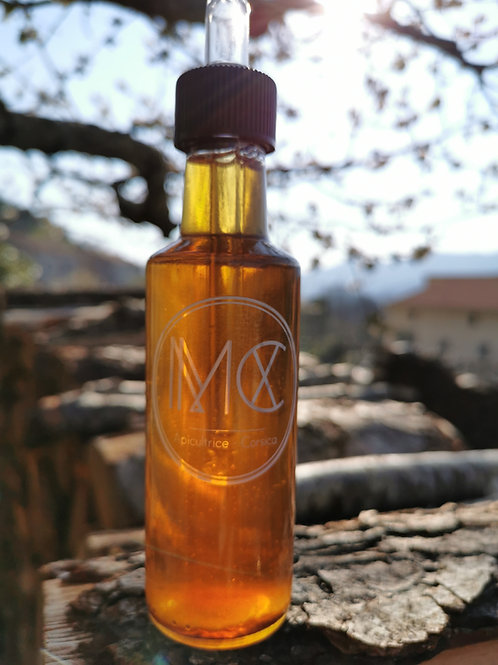 BOCCA - Vinaigre balsamique muscat petits grains de Patrimonio & miel corse 10cl