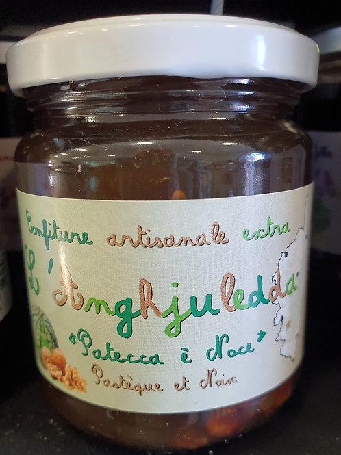 L'ANGHJULEDDA - Confiture de tomates vertes