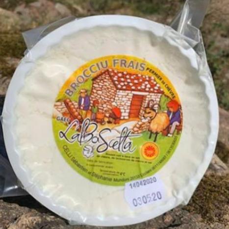 Brocciu lait de chèvre (Celli)