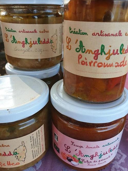 L'ANGHJULEDDA - Sauce tomate