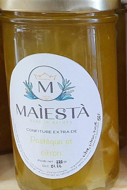 MAIESTA - Confiture de pastèque et poire corses