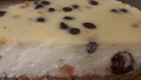 Cheesecake au brocciu