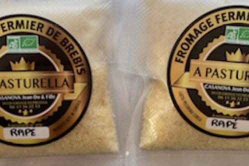 Rapé fromage de brebis Bio  A PASTURELLA