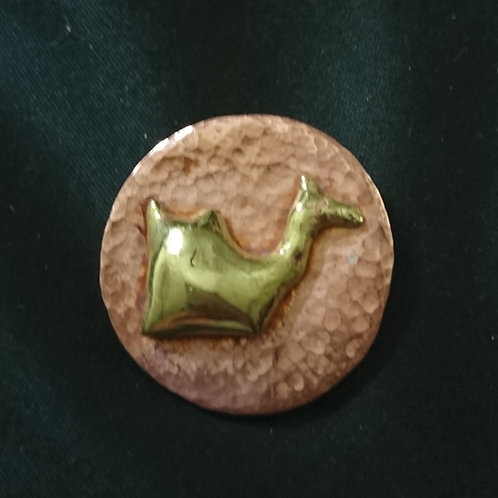 Pendentif chameau