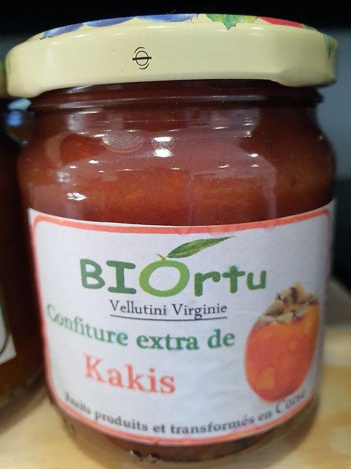 BIORTU - Confiture de kakis