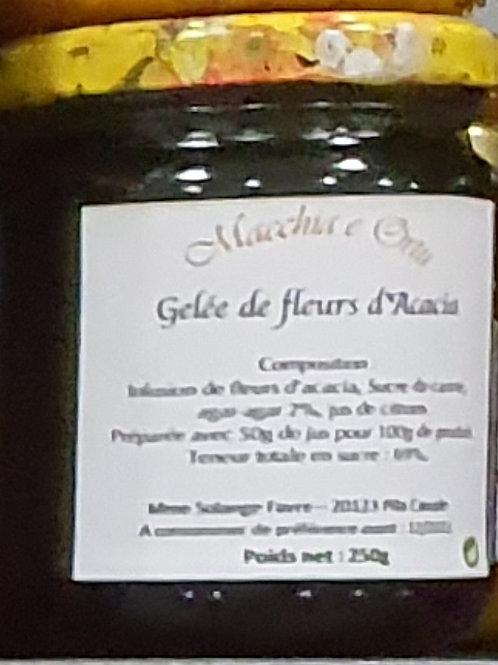 MACCHIA E ORTU - Gelée de fleurs d'acacia