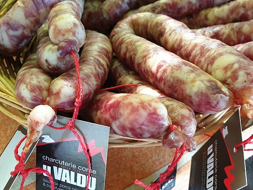 U VALDU - Salciccia à griller (environ 250gr)