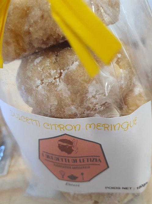 """Dulcetti """"citron, meringue"""""""