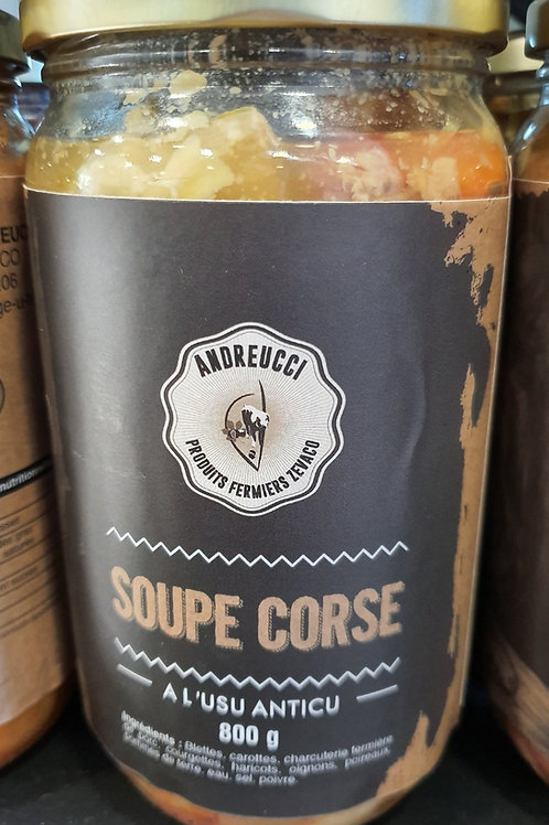 ANDREUCCI - Soupe Corse (800gr)