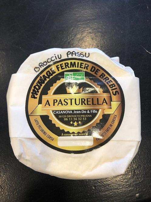 A PASTURELLA - Brocciu passu fermier de brebis BIO