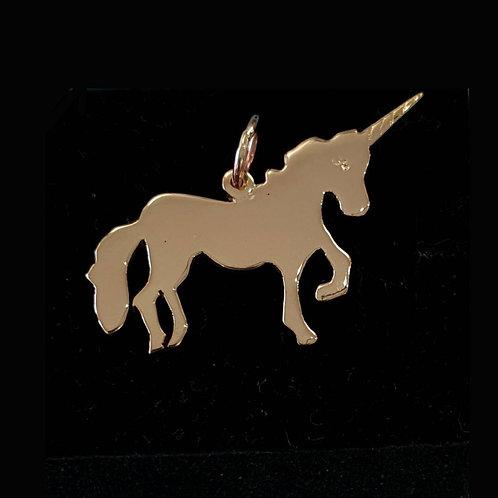 Pendentif licorne