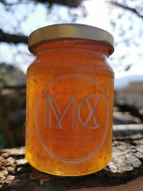 BOCCA - Gelée marmelade de citron corse, miel corse AOP & cardamome
