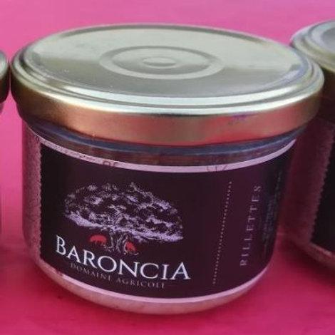 BARONCIA - rillette