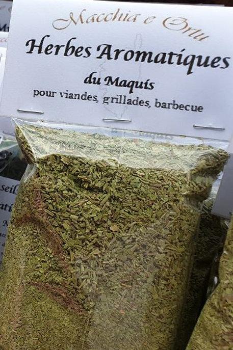 Mélange herbes aromatiques