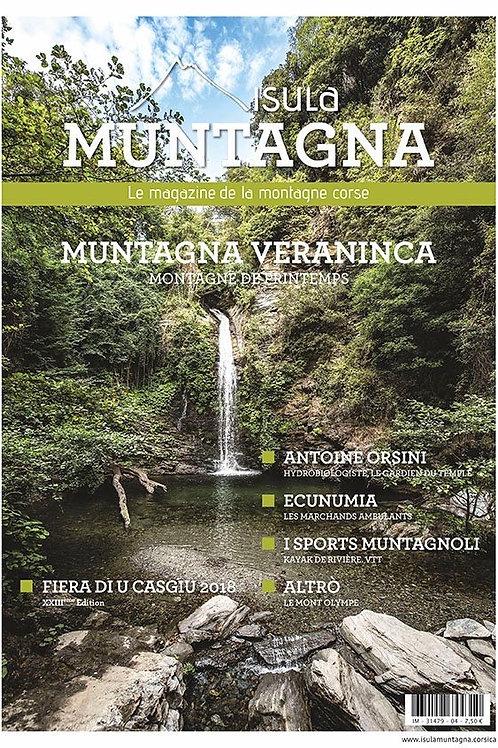 Isula Muntagna - N°4