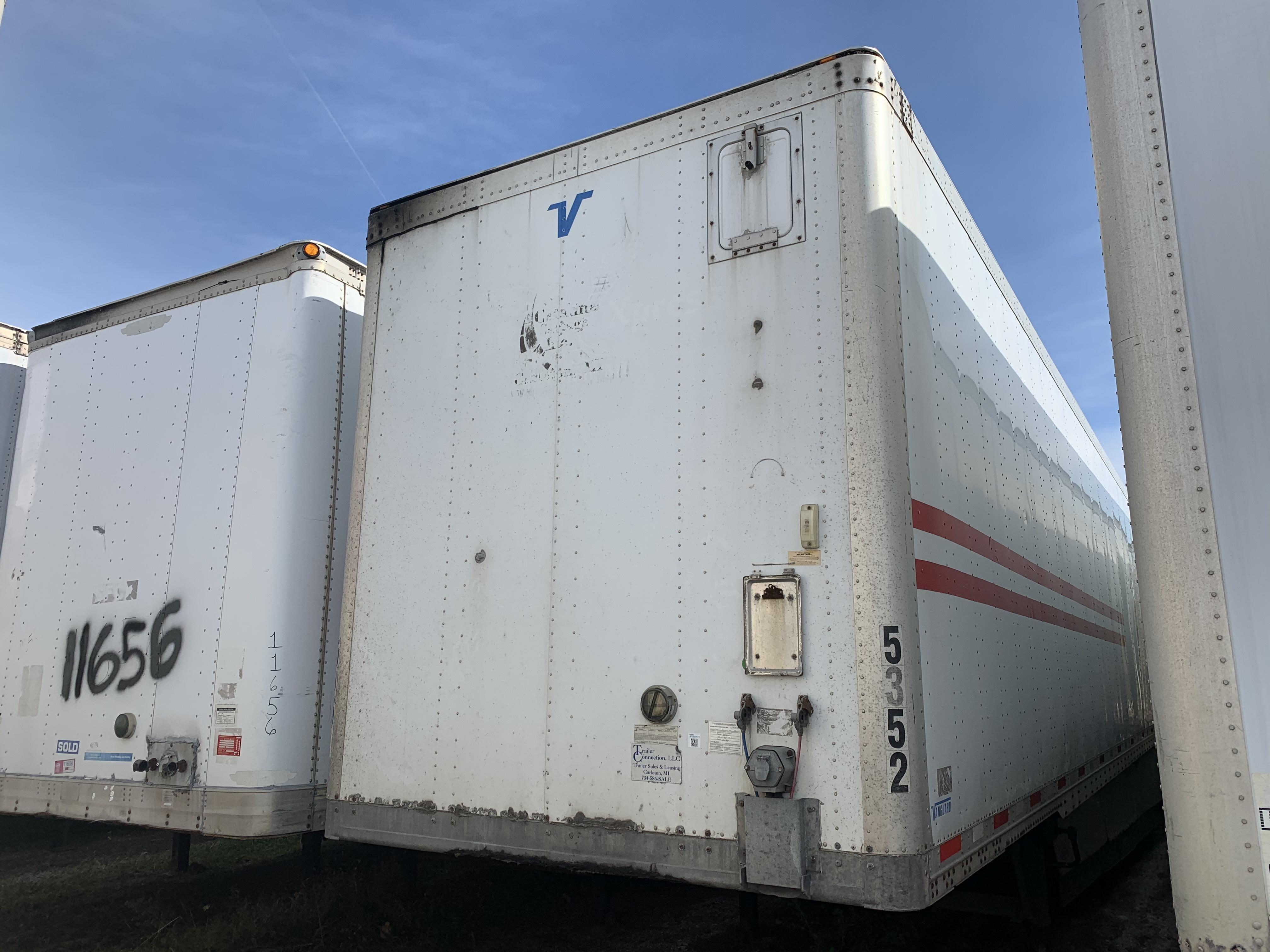 2007 Vanguard Dry Van for sale