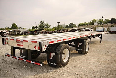 New Fontaine flatbed trailer for sale in Michigan