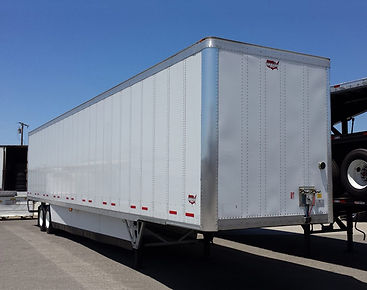 Used dry van trailers for sale in Michigan