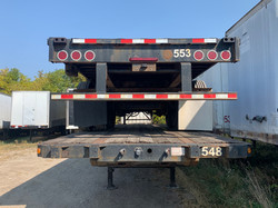 2008 Fontaine flatbed for sale