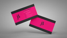 Business Card - Interior Designer