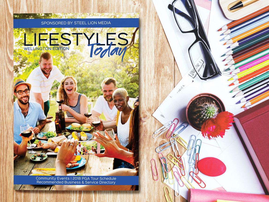 Lifestyles Today - Cover