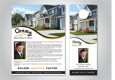 Century 21 Flyer & Door Hanger