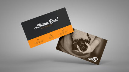 Business Card - Photographer