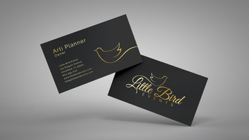 Business Card - Party Planner