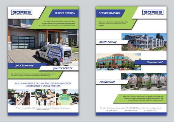 Business Flyer - Property Management