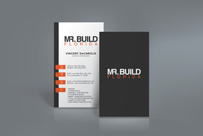 Business Card - Contractor