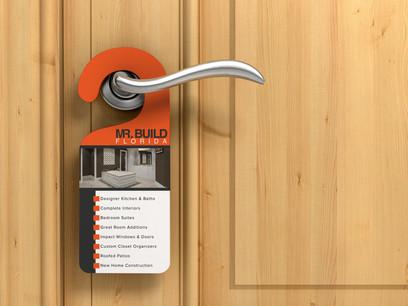 Door Hanger - Contractor