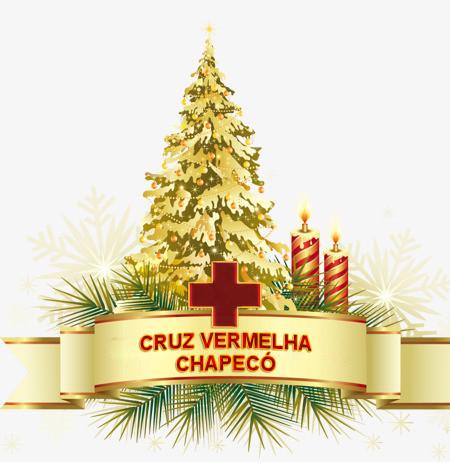 Festa de Natal das Crianças - Cruz Vermelha Chapecó
