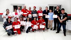 Certificado Honra ao Mérito Grupo GPT-CV